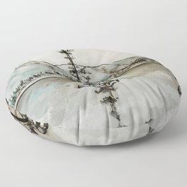 Old Pine IV Floor Pillow