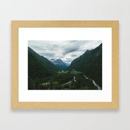Norway I Framed Art Print
