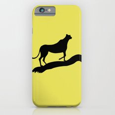 Cheetah Grace iPhone 6s Slim Case