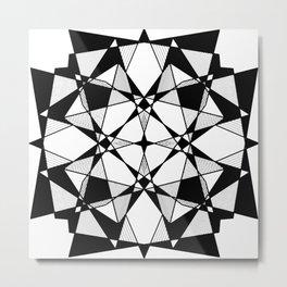 Mandala 0048 Metal Print