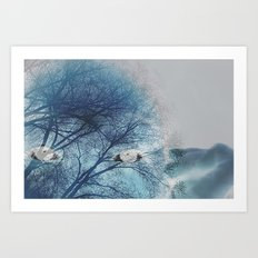 Tree Spirit Art Print