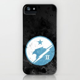 Halo - Blue Team iPhone Case
