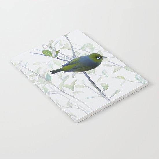 Little Silvereye Notebook