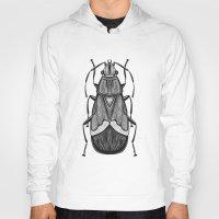 bug Hoodies featuring Bug by pereverzeva