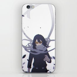 Shota Aizawa My Hero Academia iPhone Skin