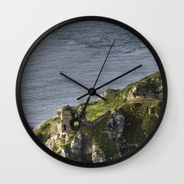 Kinbane Castle Wall Clock