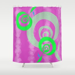 Margarita - Daisy Shower Curtain