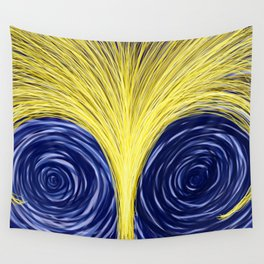 Light Uncontainable - Golden Light 2 Wall Tapestry