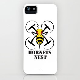 Hornets Nest iPhone Case
