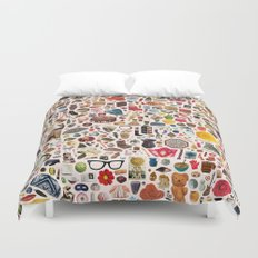 INDEX Duvet Cover