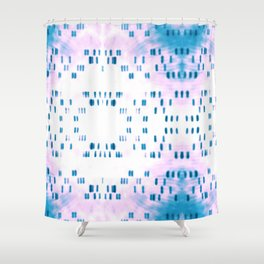 It's all in the DNA Shower Curtain