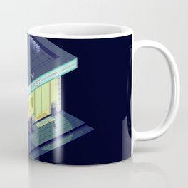 Pixelart Convenience Store Coffee Mug