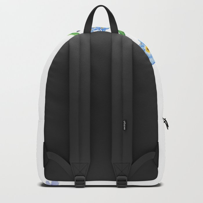 forget me not Backpack