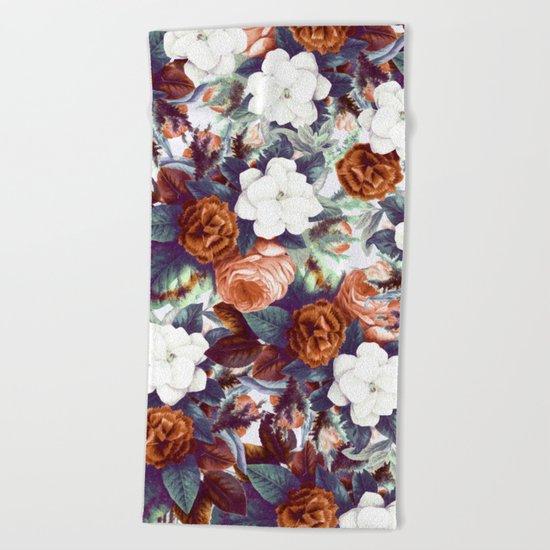 Floral Wonder #society6 #decor #buyart #holidays Beach Towel