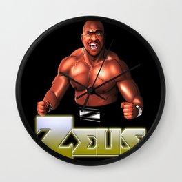 ZEUS Wall Clock