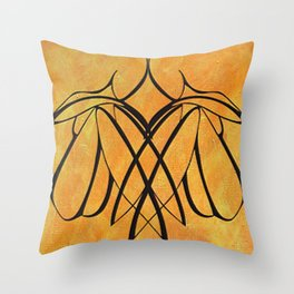 Women Together Throw Pillow
