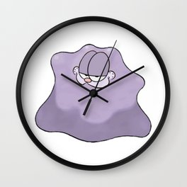 Pokemondays Wall Clock