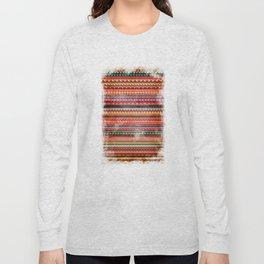 Bulgarian Rhapsody Pattern Long Sleeve T-shirt