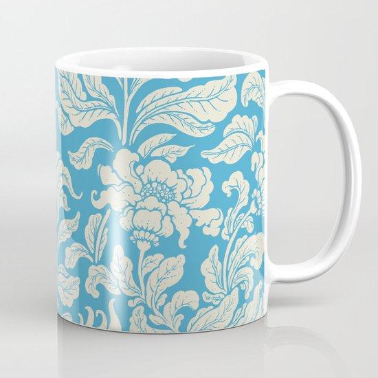 neo ethnic cerulean Mug