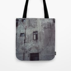 battleship island Tote Bag