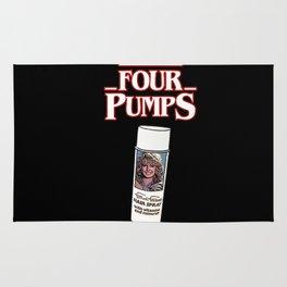 Four Pumps Rug