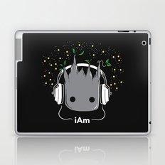 i Am Laptop & iPad Skin