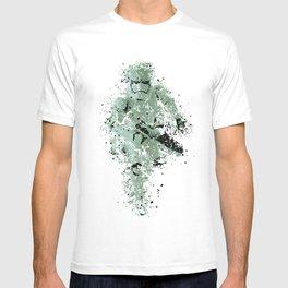 STORMTROOPER STAR . WARS T-shirt