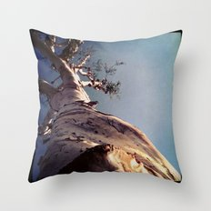 Wisdom That Touches the Sky Throw Pillow