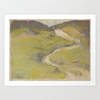 degas Art Prints featuring Degas  by Artlala for MSF Doctors Without Borders