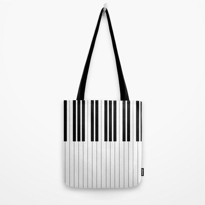 """Chopin - Prelude Op. 28 No. 15 """"Raindrop"""" Tote Bag"""