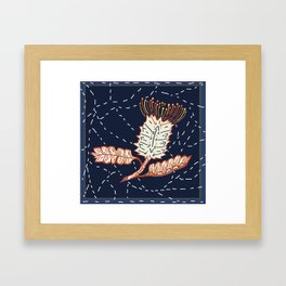Banksia Framed Art Print