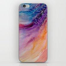Rainbow Doodles iPhone & iPod Skin