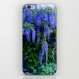 Wisteria iPhone Skin