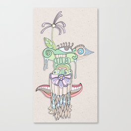 delusion Canvas Print
