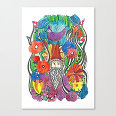 Gnome, If You Want To Canvas Print