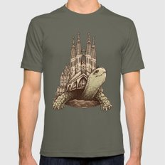 Slow Architecture Lieutenant MEDIUM Mens Fitted Tee