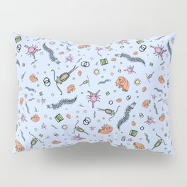 Cute Biology Pillow Sham