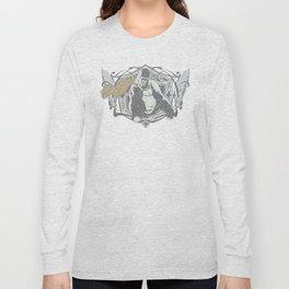 Fearless Creature: Grillz Long Sleeve T-shirt