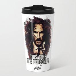 It`s Personal - Wick Travel Mug