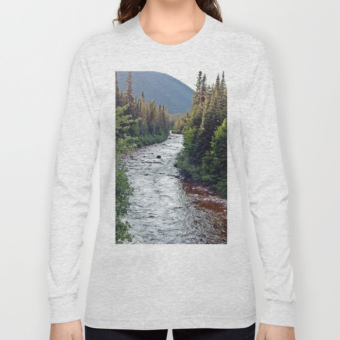 Forest Paradise Long Sleeve T-shirt