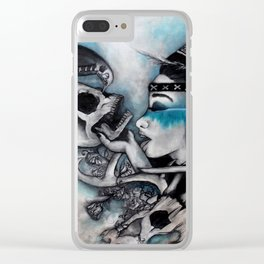 Niboowin Clear iPhone Case