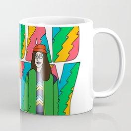 Broad City - Mushrooms Coffee Mug