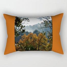 Winter's Colours Rectangular Pillow