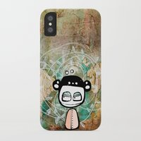 grunge iPhone & iPod Cases featuring grunge by wet yeti
