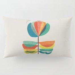 Whimsical Bloom Pillow Sham