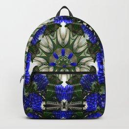 Happy Hyacinths... Backpack