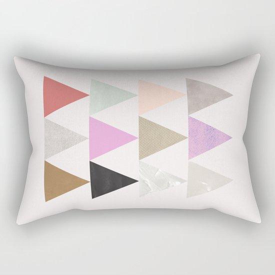 colour + pattern 25 Rectangular Pillow