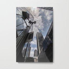 GRAND Metal Print