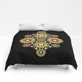 Sorbet Sunburst Comforters