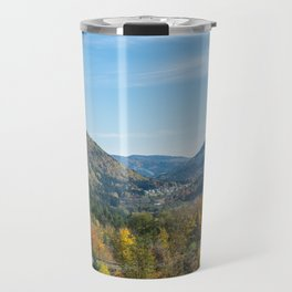 Colorful French valley Travel Mug